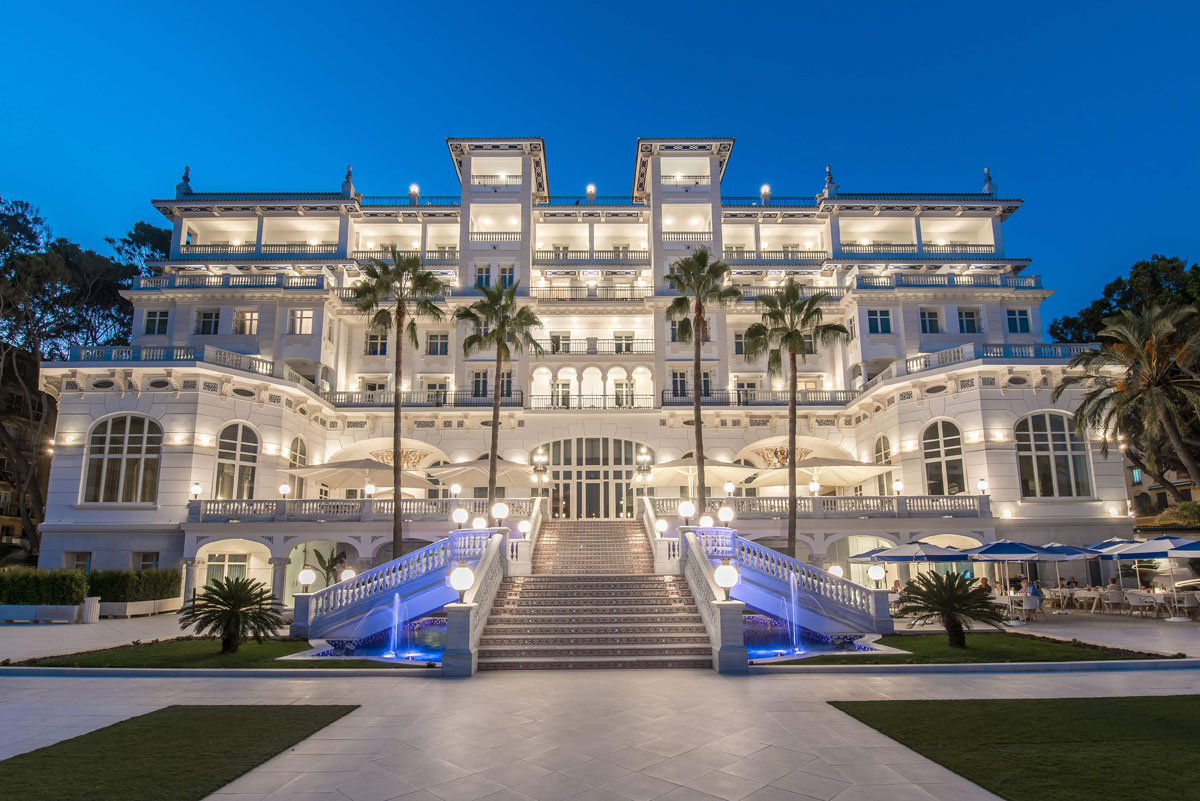 Gran Hotel Miramar In Malaga Official Website Santos Hotels
