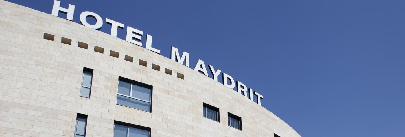 Hotel Maydrit Edificio