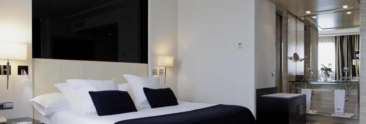 Hotel Maydrit Habitaciones