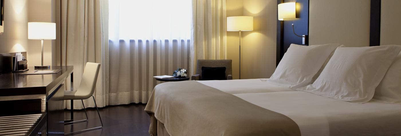 Hotel Maydrit Zimmer