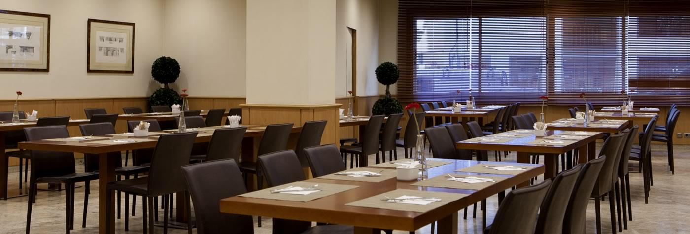 Hotel Praga Gastronomía