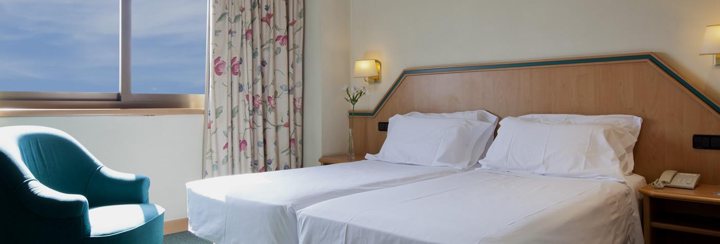 Hotel Praga Habitaciones